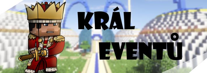 Král Eventů – prosinec 2016