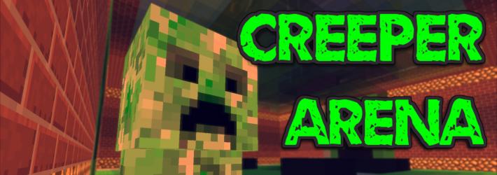 Středa 21.12. 2016 – Creeper Arena!!!
